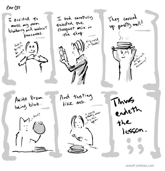 One Off - Pancakery